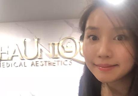 中醫營養顧問Agnes